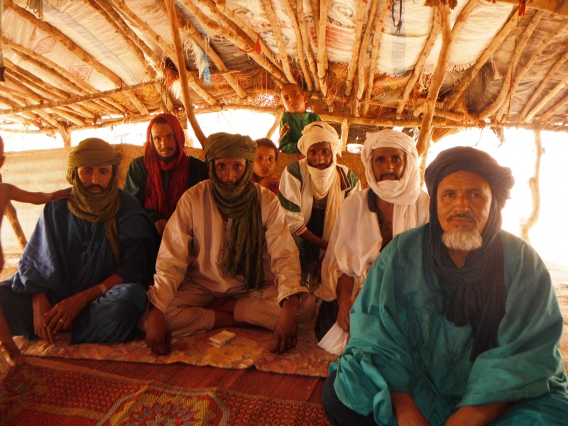 Tuareg Refugees in Burkina Faso (1)