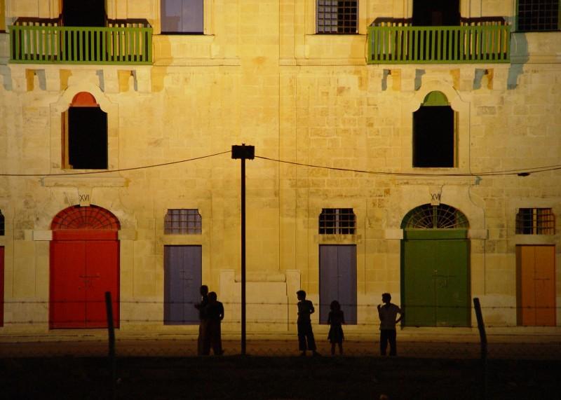 Malta Dockside